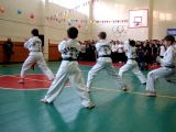 Таеквондо детский спорт